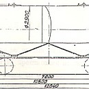 WAGON, CEMENT-CARRIER, 4-AXLED FOR THE CARRIAGE OF CEMENT, Uacs type