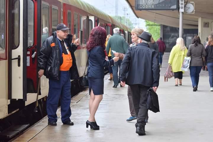 Днес се отбелязва Деня на железничаря